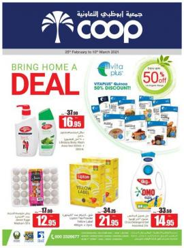 Abu Dhabi Cooperative Society offer
