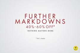 Harvey Nichols offer