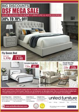 United Furniture offer