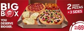 Pizza Hut offer