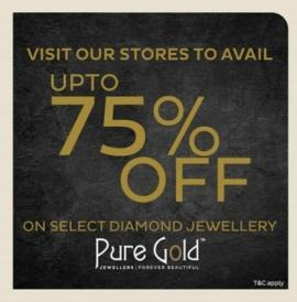 Pure Gold Jewellers offer