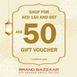 Brand Bazzaar offer