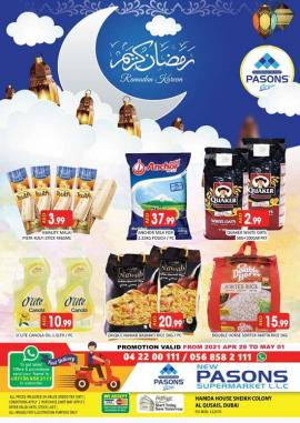 Pasons offer
