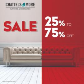 Chattels & More offer