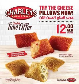 Charleys offer
