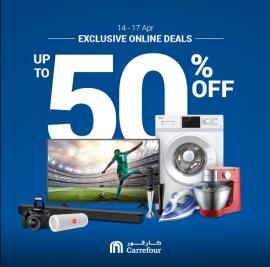 Carrefour Online offer