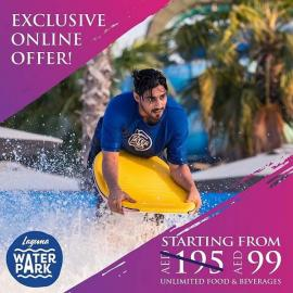Laguna Waterpark offer