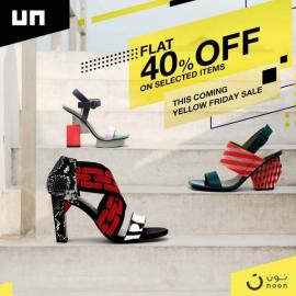 United Nude offer