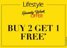 Lifestyle offer