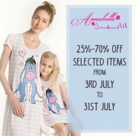Annabelle offer