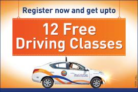 Emirates Driving Institute offer