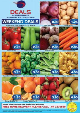 Deals Supermarket offer