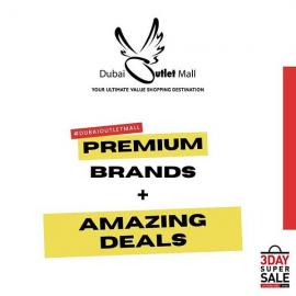 Dubai Outlet Mall offer