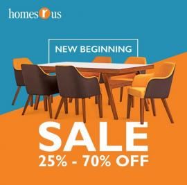 Homes r Us offer