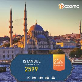 Cozmo Travel offer