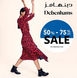 Debenhams offer