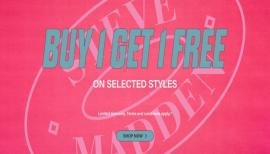 Steve Madden offer