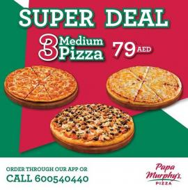 Papa Murphy's Pizza offer
