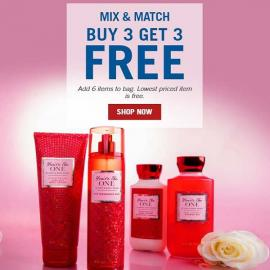 Bath & Body Works offer