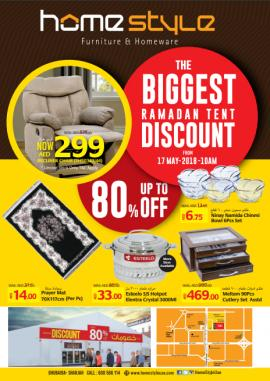 Home Style offer