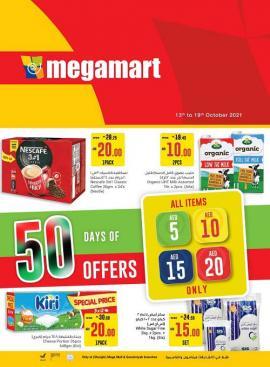 Megamart offer