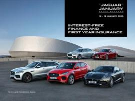 Jaguar offer