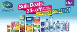 Oasis Direct offer