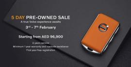Volvo offer