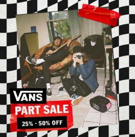 Vans offer
