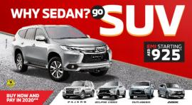 Mitsubishi offer