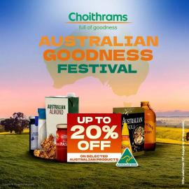 Choithrams offer