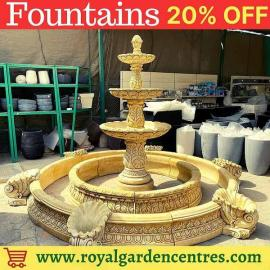 Royal Garden Centre offer