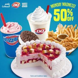 Dairy Queen offer