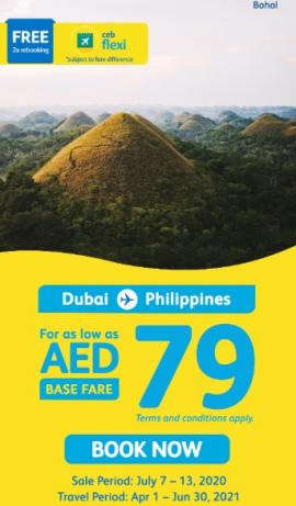 Cebu Pacific offer