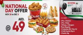 Chicking offer