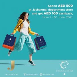 Dubai Festival City Mall offer