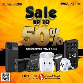 HiPhone Telecom offer