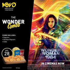 Novo Cinemas offer
