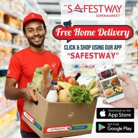 New Safestway Supermarket offer