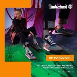 Timberland offer