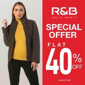 R&B offer
