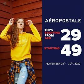 Aeropostale offer