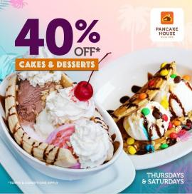 Pancake House offer