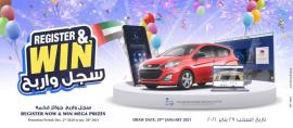 Galadari Motor Driving Center offer