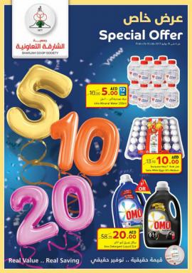 Sharjah Co-op Society offer
