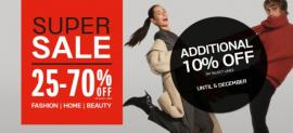 Galeries Lafayette offer