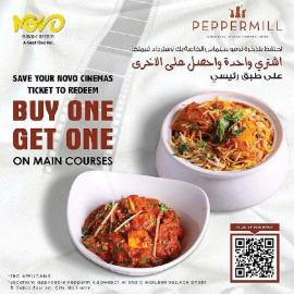 Peppermill offer