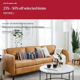 West Elm offer