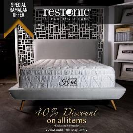 Restonic offer