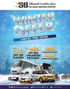 Belhasa Driving Center offer